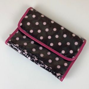 Ulta Beauty travel cosmetic organizer bag clutch